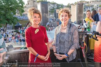 Premiere Turandot - Steinbruch St. Margarethen, Burgenland - Mi 14.07.2021 - Brigitte BIERLEIN, Helene VON DAMM69
