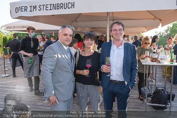 Premiere Turandot - Steinbruch St. Margarethen, Burgenland - Mi 14.07.2021 - 89