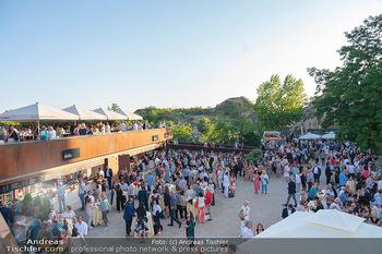 Premiere Turandot - Steinbruch St. Margarethen, Burgenland - Mi 14.07.2021 - VIP Empfang, Sommerfest, Publikum, Gastro, Empfangsbereich94