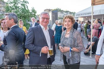 Premiere Turandot - Steinbruch St. Margarethen, Burgenland - Mi 14.07.2021 - Karl WESSELY, Helene VON DAMM96