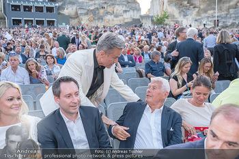 Premiere Turandot - Steinbruch St. Margarethen, Burgenland - Mi 14.07.2021 - Alfons HAIDER, Peter WECK, Johanna RZEPA150
