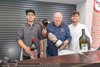 Weinbar Eröffnung - Casa del Vino, Ternitz - Do 15.07.2021 - 2