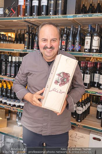 Weinbar Eröffnung - Casa del Vino, Ternitz - Do 15.07.2021 - Johann LAFER4