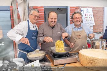 Weinbar Eröffnung - Casa del Vino, Ternitz - Do 15.07.2021 - Johann LAFER mit anderen Köchen7