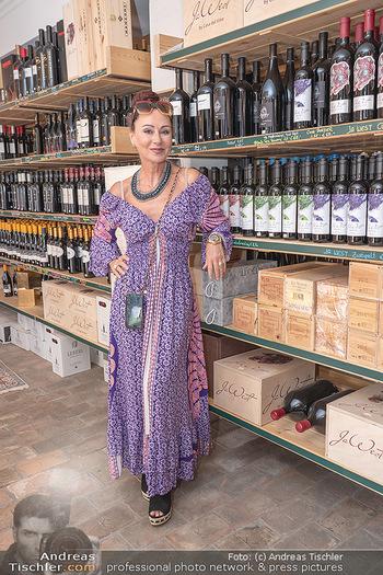 Weinbar Eröffnung - Casa del Vino, Ternitz - Do 15.07.2021 - Christina LUGNER15