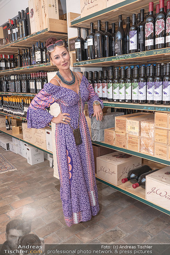 Weinbar Eröffnung - Casa del Vino, Ternitz - Do 15.07.2021 - Christina LUGNER16