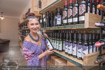 Weinbar Eröffnung - Casa del Vino, Ternitz - Do 15.07.2021 - Christina LUGNER17