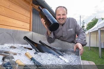Weinbar Eröffnung - Casa del Vino, Ternitz - Do 15.07.2021 - Johann LAFER26