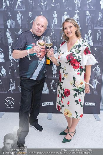 Mode Wien Magazin - Hotel Andaz, Wien - Di 20.07.2021 - 23