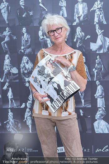Mode Wien Magazin - Hotel Andaz, Wien - Di 20.07.2021 - 53