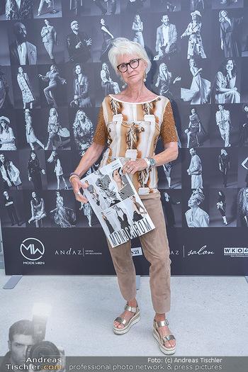 Mode Wien Magazin - Hotel Andaz, Wien - Di 20.07.2021 - 54