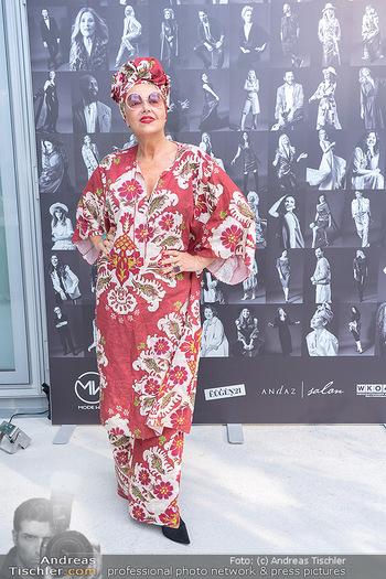 Mode Wien Magazin - Hotel Andaz, Wien - Di 20.07.2021 - Andrea BUDAY80