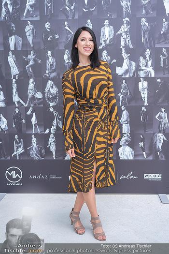 Mode Wien Magazin - Hotel Andaz, Wien - Di 20.07.2021 - Caroline KREUTZBERGER86