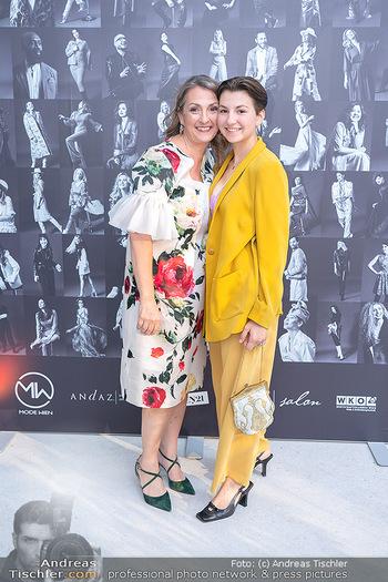 Mode Wien Magazin - Hotel Andaz, Wien - Di 20.07.2021 - 94