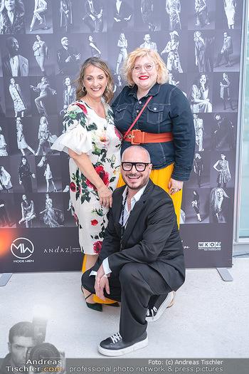 Mode Wien Magazin - Hotel Andaz, Wien - Di 20.07.2021 - 99