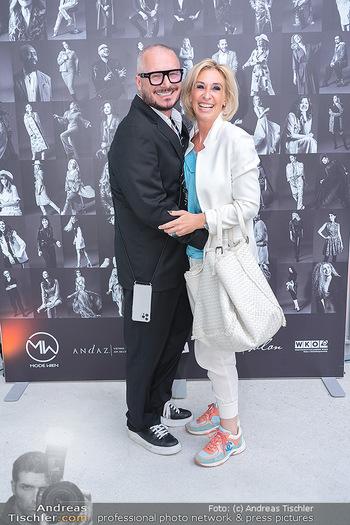 Mode Wien Magazin - Hotel Andaz, Wien - Di 20.07.2021 - 118