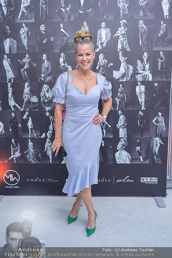 Mode Wien Magazin - Hotel Andaz, Wien - Di 20.07.2021 - Evelyn RILLE135