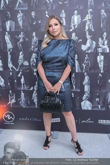 Mode Wien Magazin - Hotel Andaz, Wien - Di 20.07.2021 - Bianca SPECK138