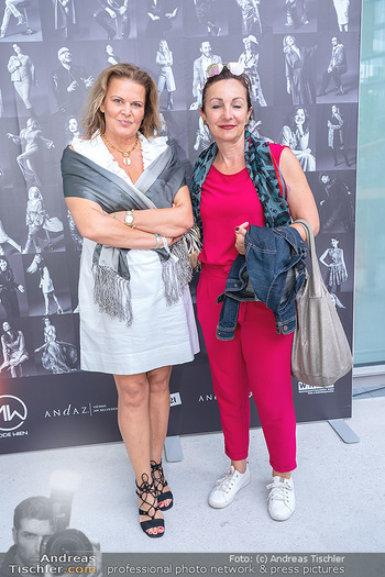 Mode Wien Magazin - Hotel Andaz, Wien - Di 20.07.2021 - 147
