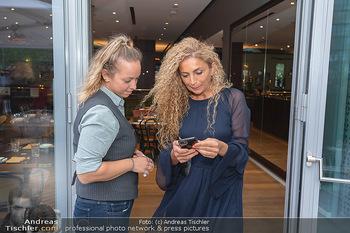 Mode Wien Magazin - Hotel Andaz, Wien - Di 20.07.2021 - Eser AKBABA bei der 3G-Kontrolle151
