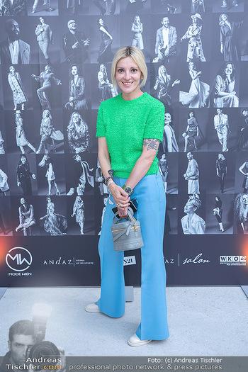 Mode Wien Magazin - Hotel Andaz, Wien - Di 20.07.2021 - Billi THANNER169