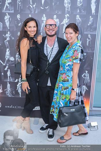 Mode Wien Magazin - Hotel Andaz, Wien - Di 20.07.2021 - 178