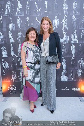 Mode Wien Magazin - Hotel Andaz, Wien - Di 20.07.2021 - Monique DEKKER (Andaz Vienna), Gözde EREN (Park Hyatt)186