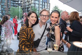 Mode Wien Magazin - Hotel Andaz, Wien - Di 20.07.2021 - 191