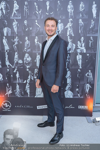 Mode Wien Magazin - Hotel Andaz, Wien - Di 20.07.2021 - Jakub LECZYCKI205