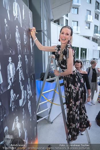 Mode Wien Magazin - Hotel Andaz, Wien - Di 20.07.2021 - Karin KLIPPL232
