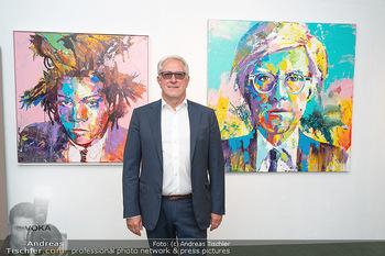 Icons of Pop and Street Art - Villa Bulfon, Velden - Do 22.07.2021 - Gerald HARTINGER, Galerist5