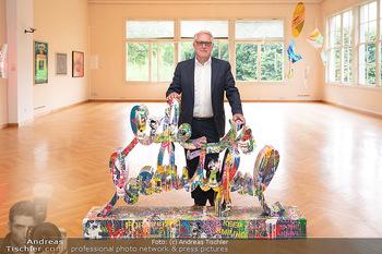 Icons of Pop and Street Art - Villa Bulfon, Velden - Do 22.07.2021 - Gerald HARTINGER, Galerist11