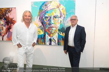 Icons of Pop and Street Art - Villa Bulfon, Velden - Do 22.07.2021 - VOKA, Gerald HARTINGER24