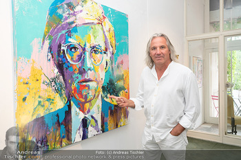 Icons of Pop and Street Art - Villa Bulfon, Velden - Do 22.07.2021 - VOKA27