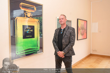 Icons of Pop and Street Art - Villa Bulfon, Velden - Do 22.07.2021 - Künstler Max WIEDEMANN41