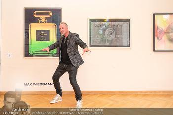 Icons of Pop and Street Art - Villa Bulfon, Velden - Do 22.07.2021 - Künstler Max WIEDEMANN43