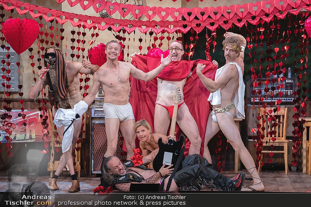 Bühnenfotos Ladies Night - 2021-07-24 - Stadttheater Berndorf