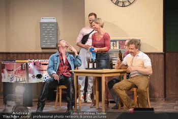 Bühnenfotos Ladies Night - Stadttheater Berndorf - Sa 24.07.2021 - 10