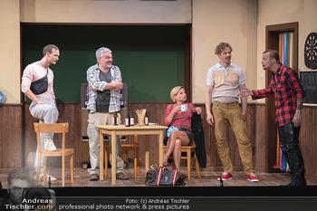 Bühnenfotos Ladies Night - Stadttheater Berndorf - Sa 24.07.2021 - 28