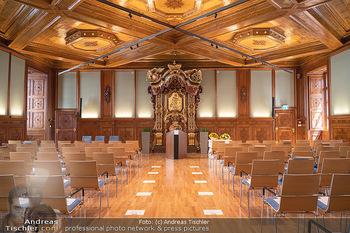 Ehrung Michael Garschall - Palais NÖ, Wien - Mi 28.07.2021 - Festsaal4