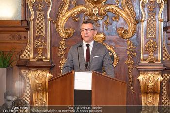 Ehrung Michael Garschall - Palais NÖ, Wien - Mi 28.07.2021 - 6