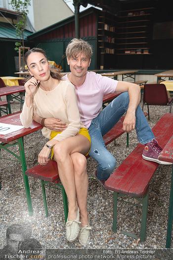 Premiere Corinna und David - Metropol Pawlatschen - Mi 28.07.2021 - Maddalena HIRSCHAL, Oliver ARNO4