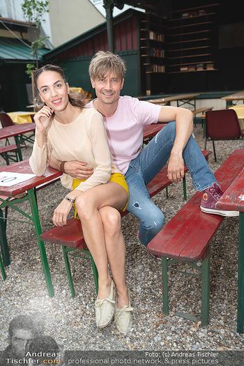 Premiere Corinna und David - Metropol Pawlatschen - Mi 28.07.2021 - Maddalena HIRSCHAL, Oliver ARNO5