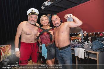 Premiere Ladies Night - Stadttheater Berndorf - Do 05.08.2021 - Werner BRIX, Kristina SPRENGER, Christoph FÄLBL4