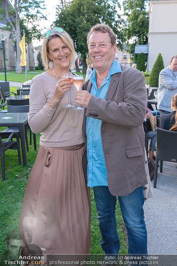 Premiere Ladies Night - Stadttheater Berndorf - Do 05.08.2021 - Herbert STEINBÖCK mit Petra18