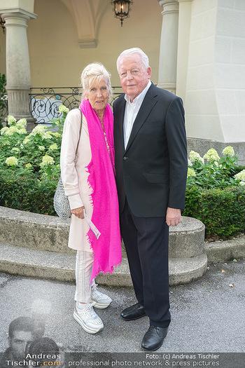 Premiere Ladies Night - Stadttheater Berndorf - Do 05.08.2021 - Christine und Franz VRANITZKY25
