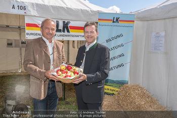 Biofeldtage Tag 1 - Seehof, Donnerskirchen - Fr 06.08.2021 - Nikolaus BERLAKOVICH, Werner FALB-MEIXNER4