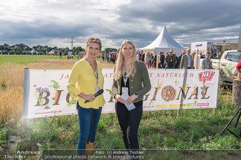 Biofeldtage Tag 1 - Seehof, Donnerskirchen - Fr 06.08.2021 - Christa KUMMER, Klaudia (Claudia) ATZMÜLLER18