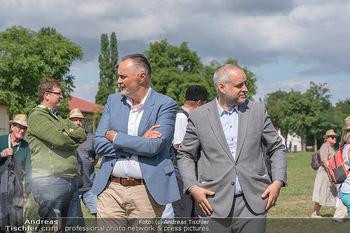 Biofeldtage Tag 1 - Seehof, Donnerskirchen - Fr 06.08.2021 - Hans Peter DOSKOZIL, Matthias GRÜN80