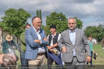 Biofeldtage Tag 1 - Seehof, Donnerskirchen - Fr 06.08.2021 - Hans Peter DOSKOZIL, Matthias GRÜN81